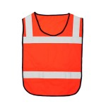 Tabard Vest with Reflective Tape
