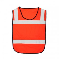 Tabard Vests with Reflective Tape