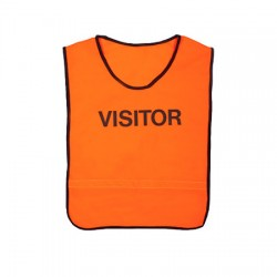 Tabard Vests without Reflective Tape