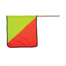 Vehicle & Truck Oversize Load - Signal Flag