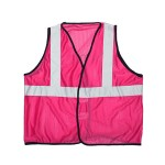 Reflective Breathable Mesh Safety Vest