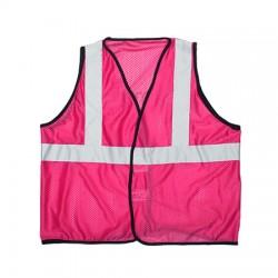 Reflective Breathable Mesh Safety Vest