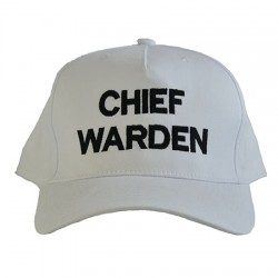 Chief Warden's Cap