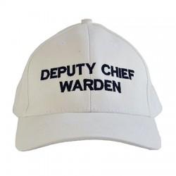 Deputy Chief Warden's Cap
