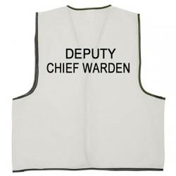 Deputy Chief Warden's Vest