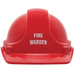 Fire Warden Hard Hat