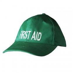 First Aid Cap