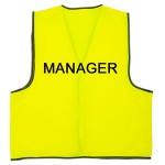 Manager's Vest
