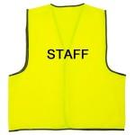 Staff Vest