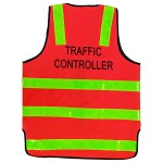 Vic Roads Traffic Controller's Vest